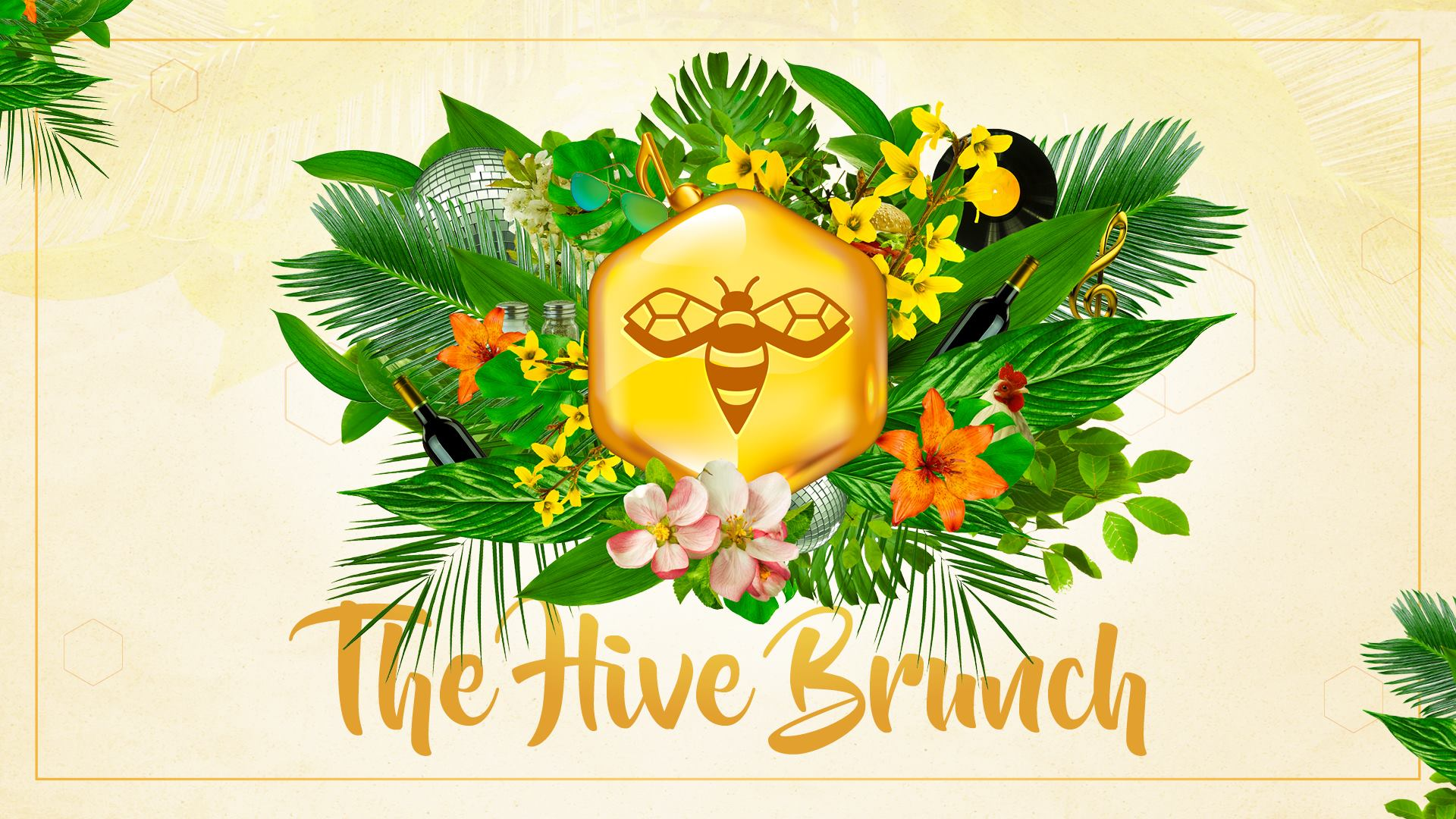 Friday Hive Brunch